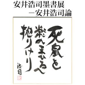 No.004 投函されなかった安井浩司への三通の手紙-『海辺のアポリア』論