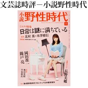 No.038 小説 野性時代 第114号(2013年05月号)