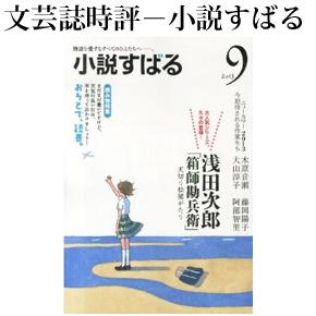 No.049 小説すばる 2013年09月号