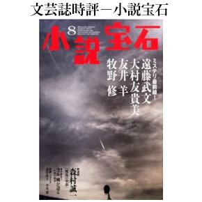No.050 小説宝石 2013年08月号