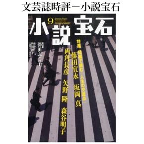 No.055 小説宝石 2013 年 09 月号