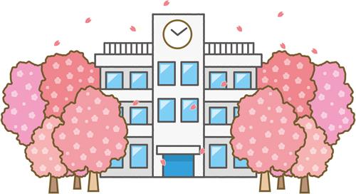 桜咲く学校2