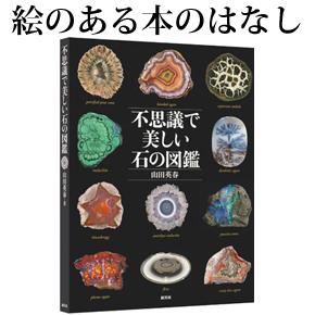No.046 『不思議で美しい石の図鑑』山田英春著