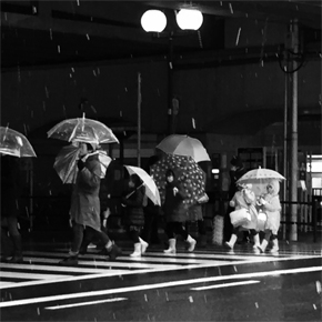 第11回 雲/光/傘